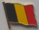 Belgium Country Flag Enamel Pin Badge
